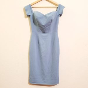 Dress the Polpulation Bailey Blue Dress